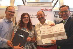 Präsentation der Aichelin Unternehmensgeschichte