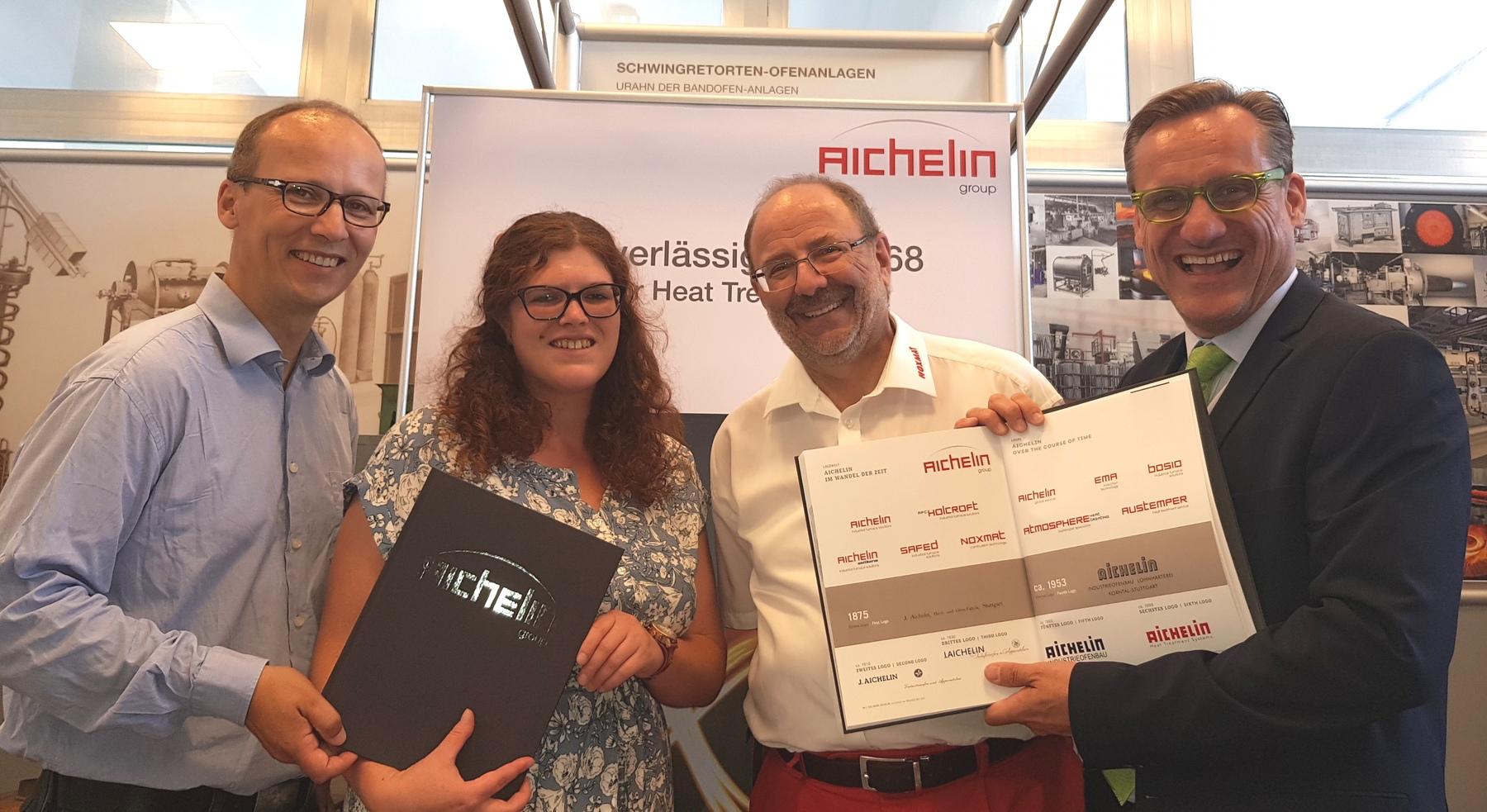 Putz & Stingl Präsentiert AICHELIN-Unternehmensgeschichte