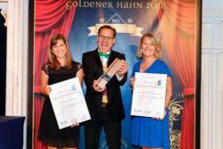 Verleihung des Goldenen Hahnes