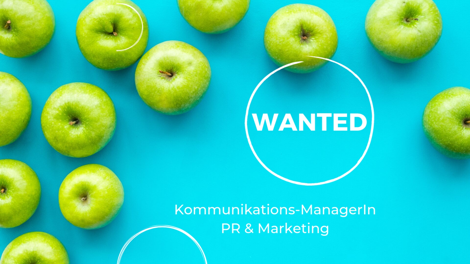Kommunikations-ManagerIn / PR & Marketing