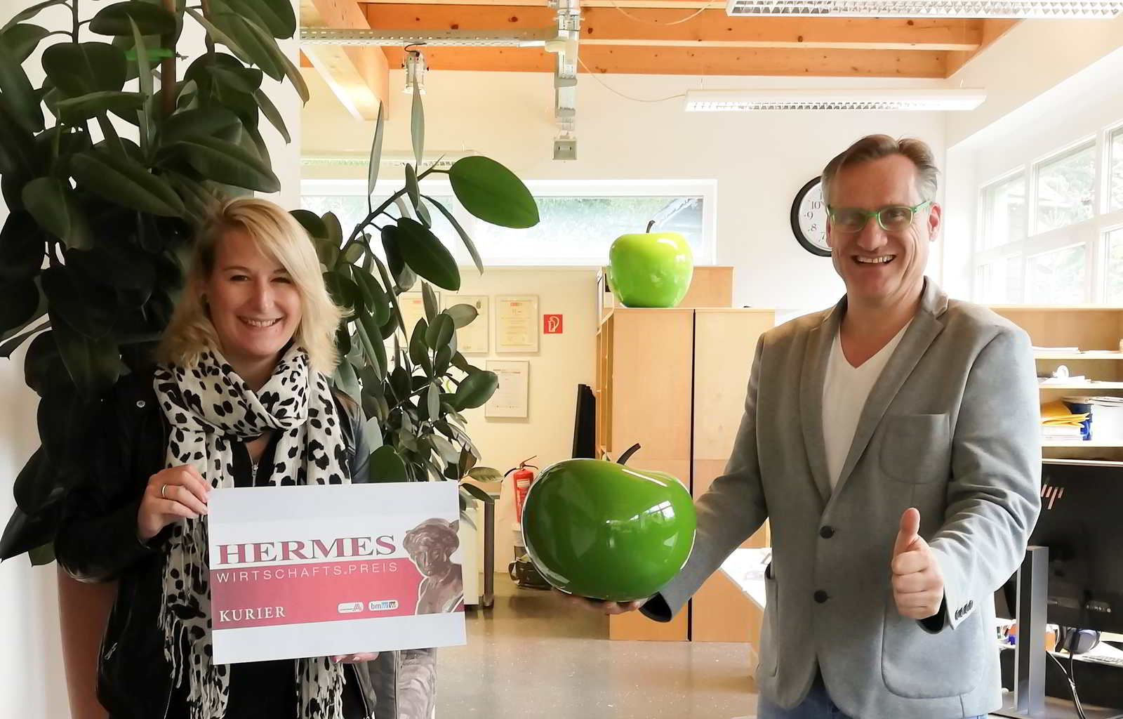 Top Platzierung Für Putz & Stingl Bei HERMES 2020