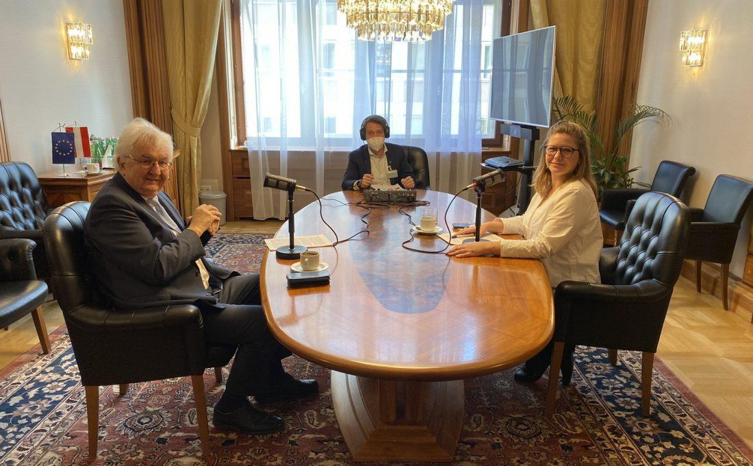 Podcast zur Österreichischen Nationalbank